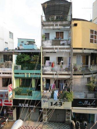 Meraki Hotel: View from Room
