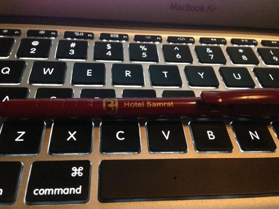 Hotel Unicontinental Mumbai: room memory