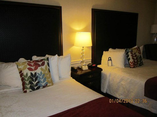 Best Western Heritage Inn:                   Comfortable beds