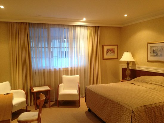 Miss Maud Swedish Hotel:                   Our Room