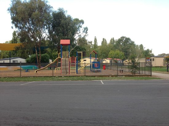 Discovery Parks – Maidens Inn, Moama: Children's play area