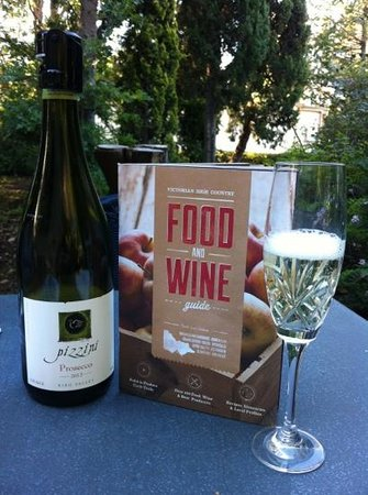 Pizzini Wines:                                     Pizzini Prosecco to end the day