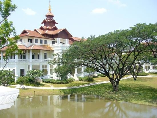 The Dhara Dhevi Chiang Mai: colonial wing