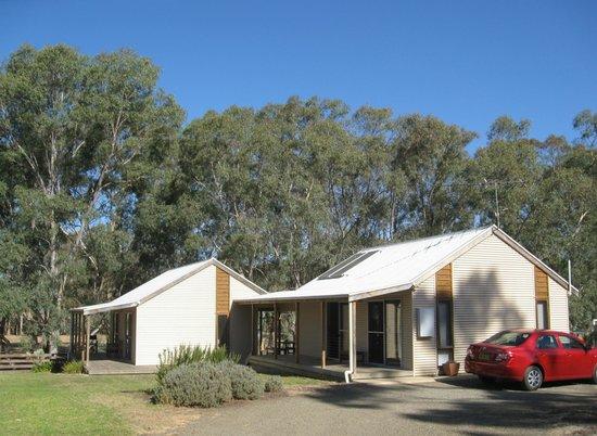 Pavilions Kangaroo Island:                   The Pavillions