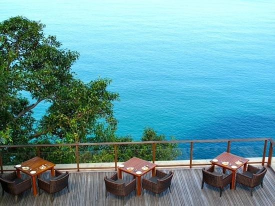 Paresa Resort Phuket: restaurant