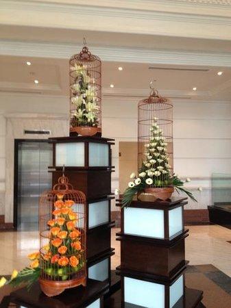 โรงแรมโมเวนพิค ฮานอย:                   Lobby