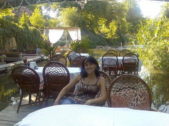 Arikanda River Garden Hotel:                   koskler
