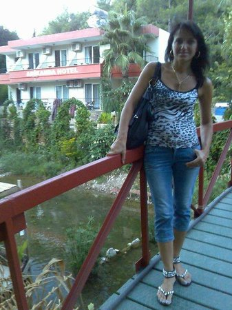 Arikanda River Garden Hotel:                   giris