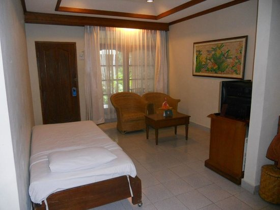 Griya Santrian:                   Our Room