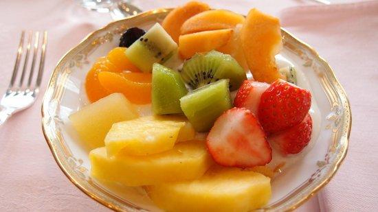 Hakuba Resort Hotel La Neige Higashikan: Breakfast