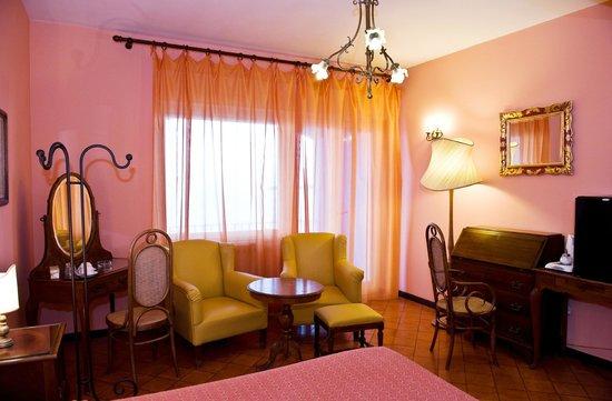 Hotel Palladio: camera superior: le più ampie e confortevoli