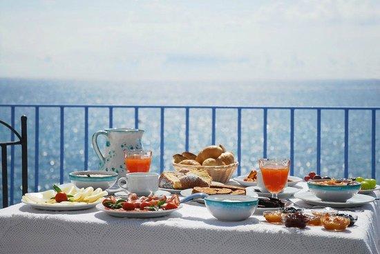 Hotel Palladio: colazione nella  terrazza ristorante