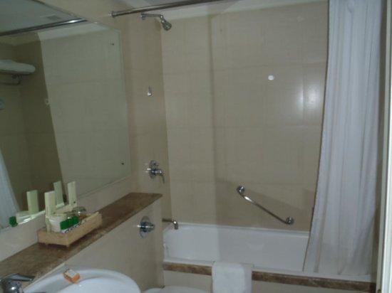 โรงแรมเดลอันนาปูนา:                   浴室