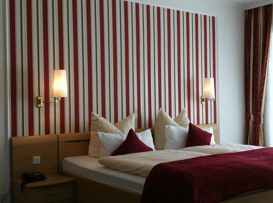 Hotel garni Schuetzenhof: Classic plus Doppelzimmer