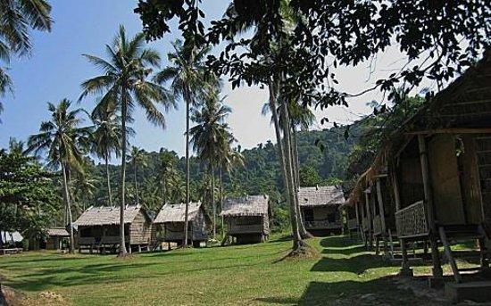 Kep, กัมพูชา:                                                       Koh Tonsay (Rabbit Island)