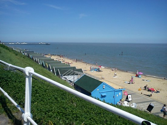 Southwold, UK:                   The Pier