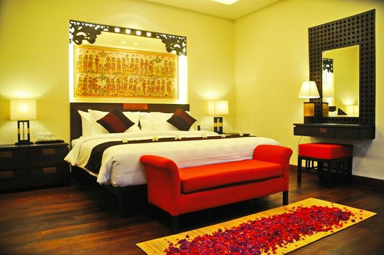 Ula Villa Bali-Villas : Master Room - Ula Villas Bali
