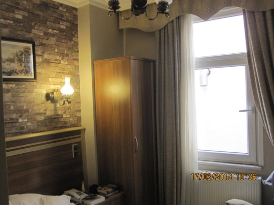 Fors Hotel:                   One of the rooms