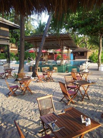 Restaurant am Pool