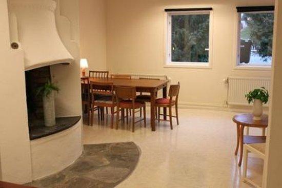 Vandrarhem Sandalen: Living room