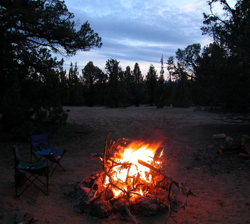 Silver Lake Forest Loop:                   Camping In Silver Lake Area