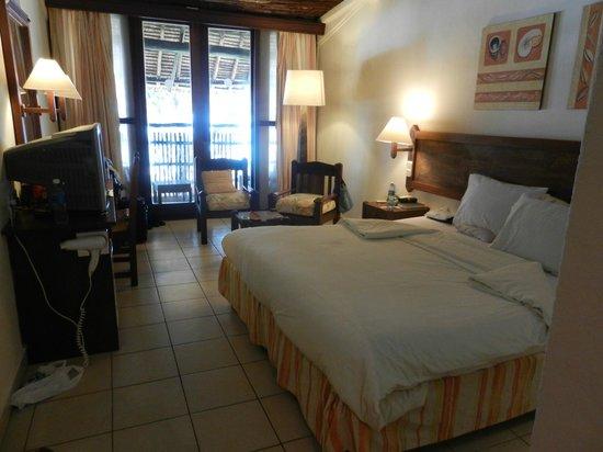 Baobab Beach Resort & Spa: The room