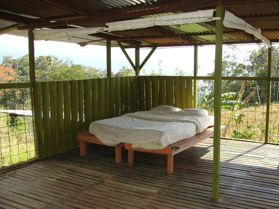 Hacienda Monte Claro:                                     Schlafen