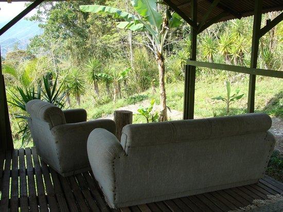 Hacienda Monte Claro:                                     Wohnen