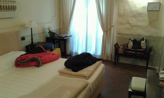 """Palazzo Galletti: la camera """"Marte"""""""
