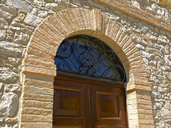 Agriturismo Montefiorentino: Entrata