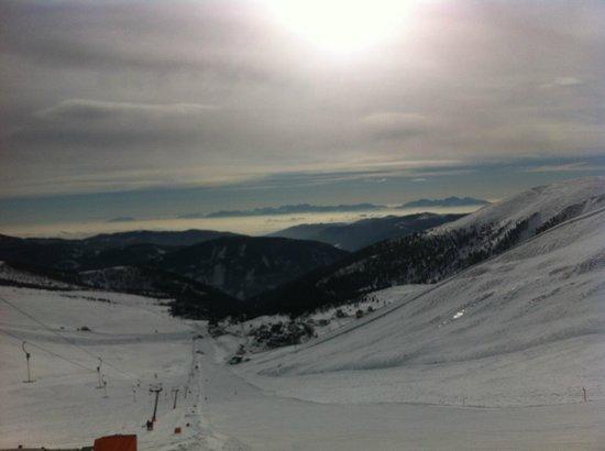 Heidi-Hotel Falkertsee:                   slopes