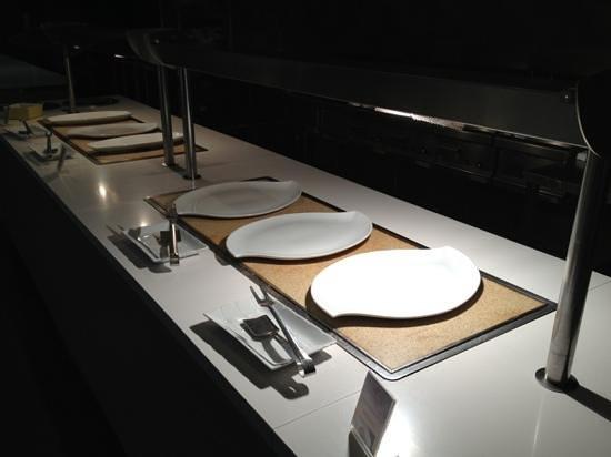 Kenzi Club Agdal Medina:                   después de más de una hora abierto el breakfast donde están los cocineros