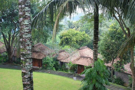 Maya Ubud Resort & Spa: Villls'a
