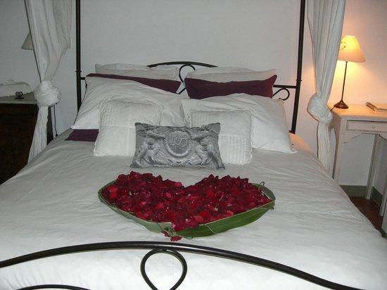 demande en mariage romantique dans la chambre coquine photo de villa de lorgues lorgues. Black Bedroom Furniture Sets. Home Design Ideas