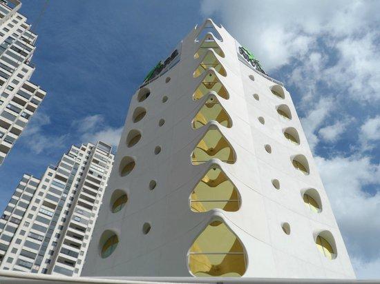 Riviera Beachotel:                   Stylish Hotel