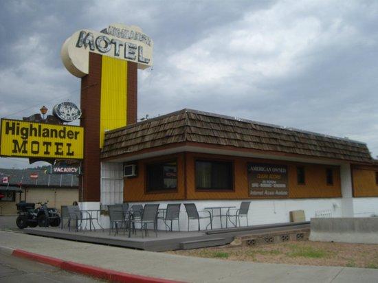 Downtown Williams Historic Walk:                   motel