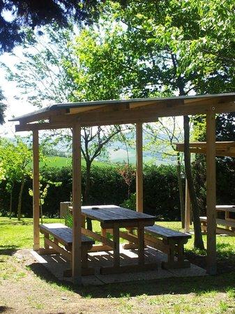 Agriturismo La Querciola: Parco merende