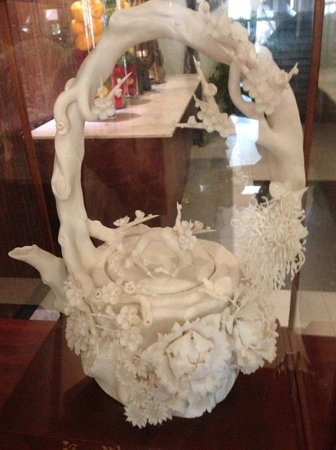 Royal Angkor Resort & Spa:                   Butter sculpture