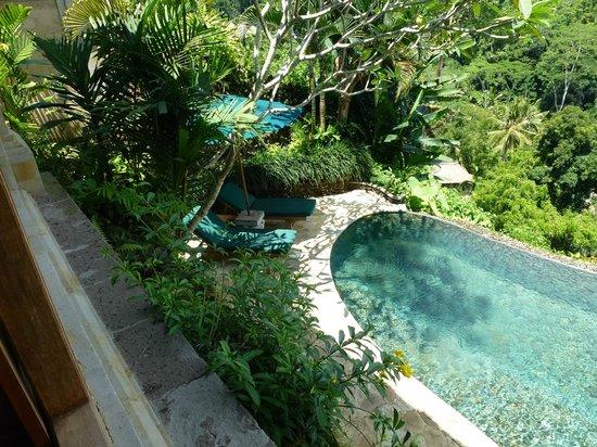 The Royal Pita Maha:                   Main pool