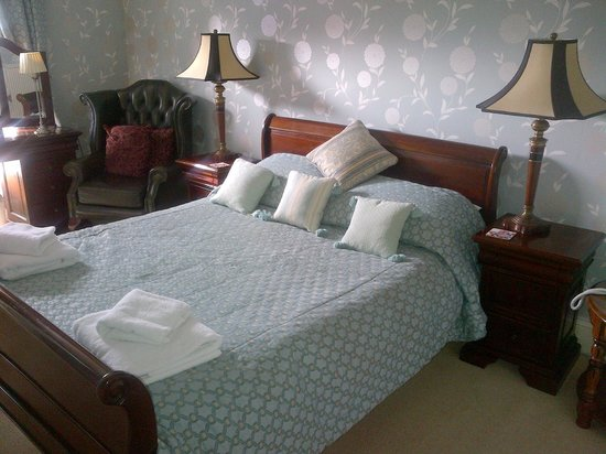 Lamphey Hall Hotel: Executive room