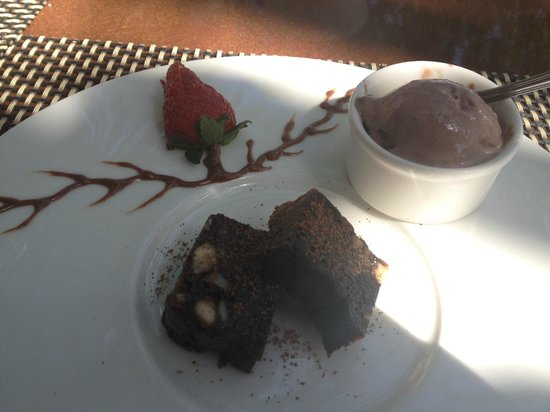 AfroChic Diani: Dessert