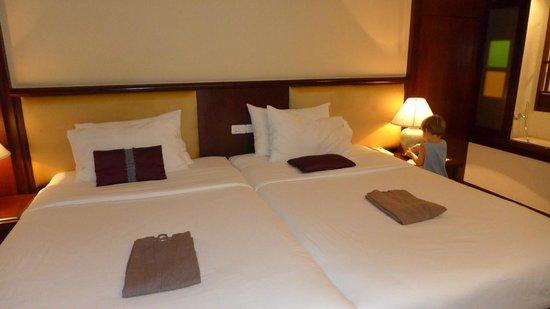 The Rim Resort: große Betten