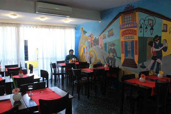 Ayres Portenos Tango Suites:                   Dining room