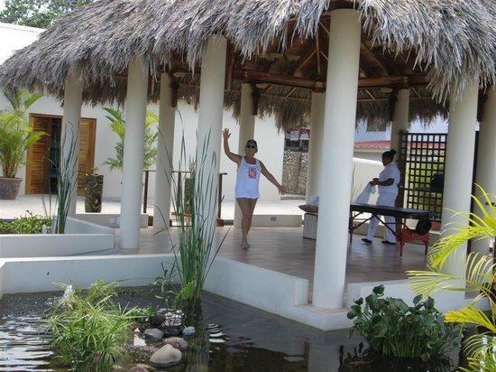The Spa Retreat Boutique Hotel: Massage Area
