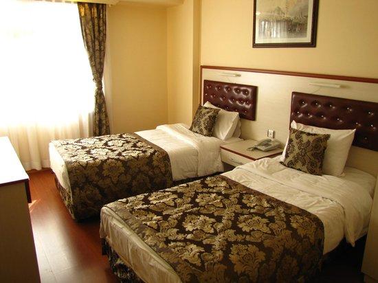 Tayhan Hotel : twin room