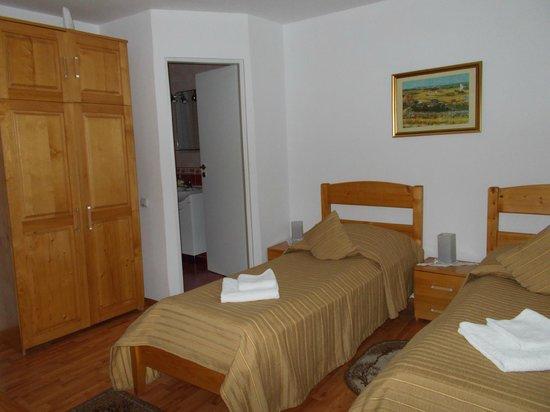 Casa Rasnoveana: view from room nr.1