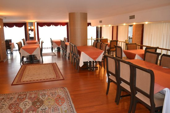 Tayhan Hotel: restaurant