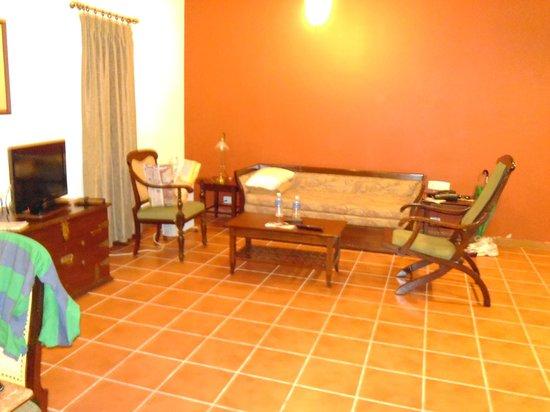 Club Mahindra Madikeri, Coorg :                   Room - Living Room
