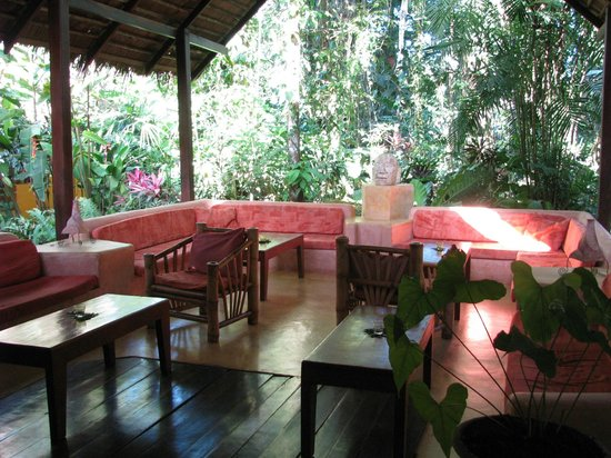 Hotel Shawandha Lodge: Lounge area