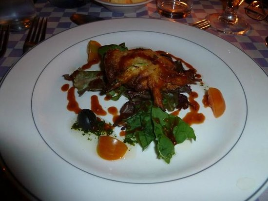 Voyager Ziwani, Tsavo West:                   Mouth watering cuisine...........